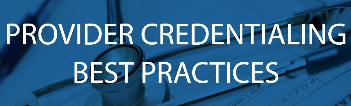 Training for LSI Credentialing Register